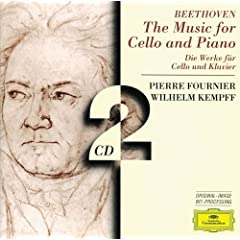 """Ludwig van Beethoven: 12 Variations on """"Ein M�dchen oder Weibchen"""" for Cello and Piano, Op. 66 - Variation VII"""