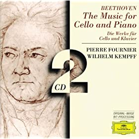 Beethoven: The Music for Cello and Piano (2 CD's)