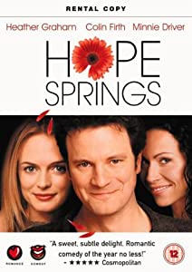 Hope Springs [DVD]: Amazon.co.uk: Colin Firth, Heather ...