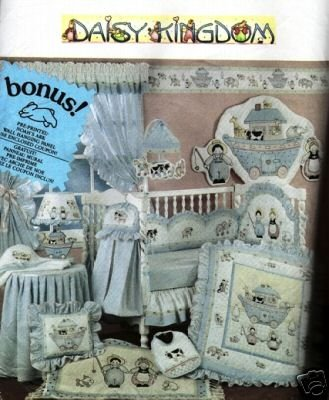 Baby Bumper Pattern front-267379