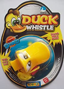Duck Whistle With Carry Cord - Sounds Like A Duck!