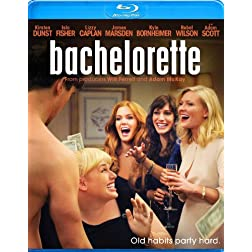 Bachelorette [Blu-ray]