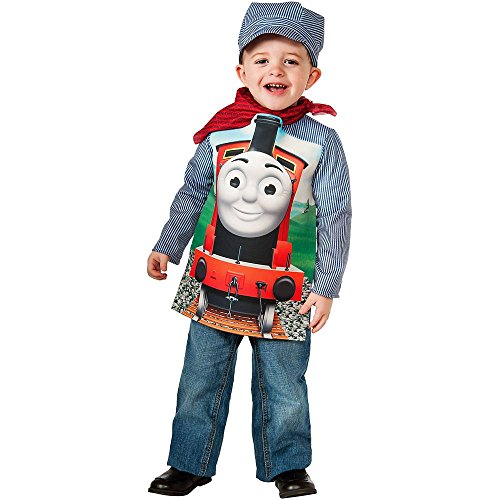 Train & Engineer Deluxe Toddler Costume - Toddler
