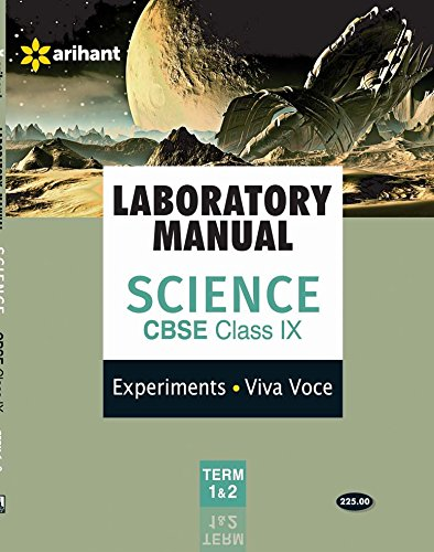 Laboratory Manual Science Class 9th Term - 1 & 2 [Experiments|Viva - Voce] - Combo