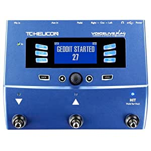 TC Helicon - Reverb et Multi-Effets VOICELIVE PLAY VOICELIVEPLAY Neuf garantie 3 ans