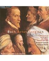 Bach - Actus Tragicus / Fuge · Mena · Kobow · MacLeod · Ricercar Consort · Pierlot