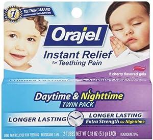 Orajel Mouth Sore Medicine .18 oz