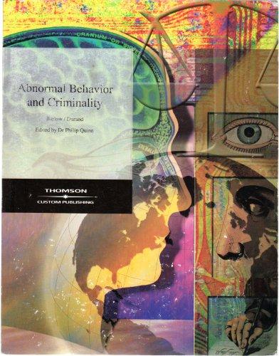Abnormal Behavior and Criminality