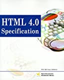 img - for Html 4.0 Specification book / textbook / text book