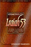 img - for Sermons on Isaiah 53 (Best Loved Texts of the Bible) book / textbook / text book