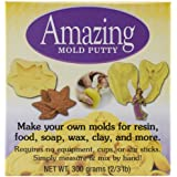 Alumilite Amazing Mold Putty Kit, 0.66-Pound