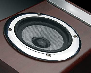 Where to buy  Ricco 24 W 2 Channel RMS Wooden Chrome Speaker Home Hi-Fi System