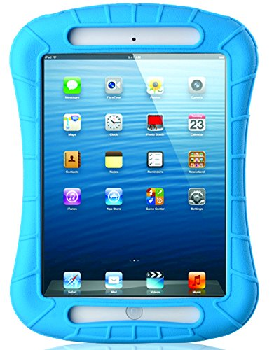 Fantastic Deal! iXCC ® Shockproof Silicone Case Cover for All Apple iPad Mini Models, Extreme Heavy...