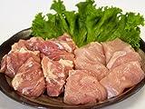 【いい肉屋】九州産▲若鶏角切り[約500g]★もも肉とむね肉を使用☆煮物料理にピッタリ♪