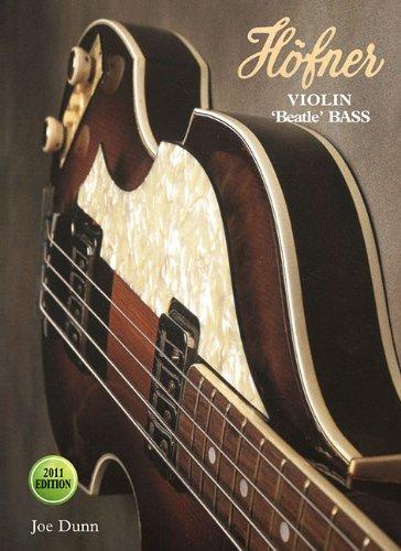 "Hofner Violin """"Beatle"""" Bass - 2011 Edition"