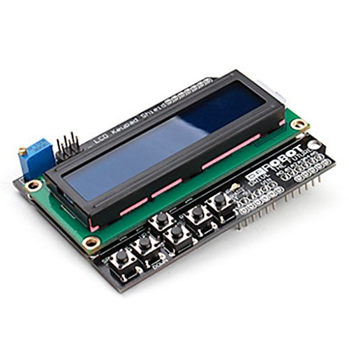 Next 16 X 2 Lcd Keypad Shield For (For Arduino) Uno Mega Duemilanove Ard0564