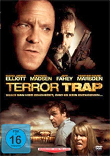 Terror Trap - Motel des Grauens (Blu-ray)