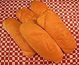 ホットドッグ用パン 冷凍バンズ(5本)・冷凍パン 【販売元:The Meat Guy(ザ・ミートガイ)】