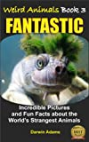 WEIRD ANIMALS #3 - FANTASTIC - Amazing Pictures and Fun Facts about the Worlds Most Unusual Animals