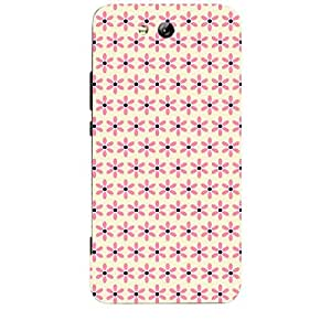 Skin4gadgets FLORAL Pattern 3 Phone Skin for CROMA CRCB2129