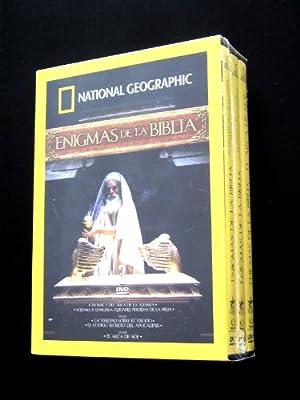 Enigmas De La Biblia : Boxset
