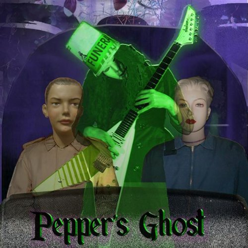 Pepper's Ghost by Buckethead
