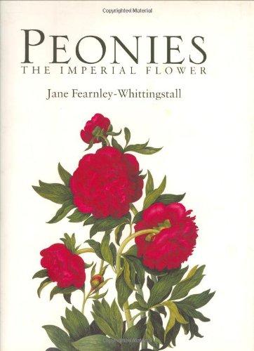 Peonies: The Imperial Flower