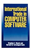 img - for International Trade in Computer Software book / textbook / text book