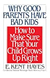 img - for Why Good Parents Have Bad Kids: How to Make Sure That Your Child Grows Up Right book / textbook / text book