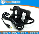 Archos ARNOVA 10D G3 Android Tablet replacement 5v UK power charger