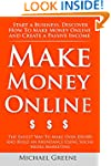 Make Money Online: Start A Business....