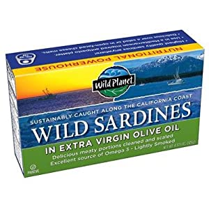 Wild Planet Sardines In Water Whole Foods