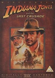 INDIANA JONES AND THE LAST CRUSADE (DVD) [REGION 2]