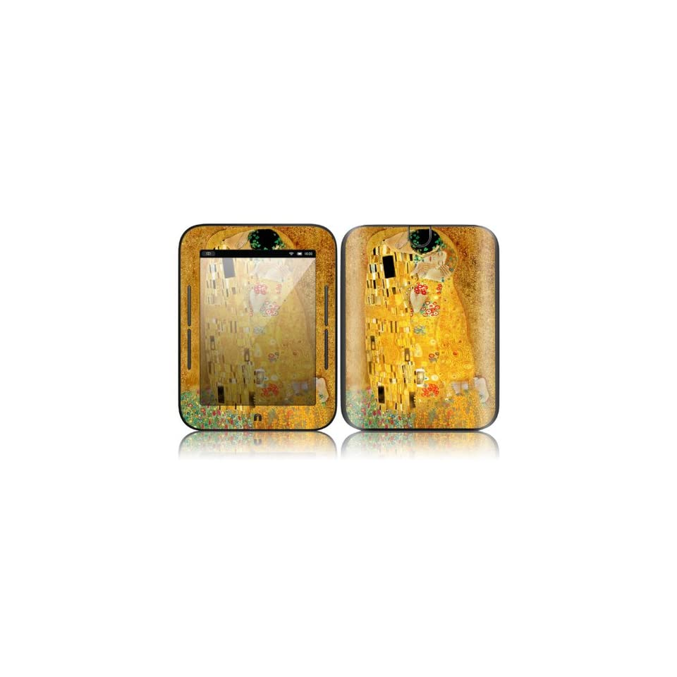 The Kiss Design Decorative Skin Cover Decal Sticker for  NOOK Simple Touch 6 inch Touchscreen eBook Reader