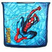 Kids official Spiderman Poncho/Towcho beach towel (75 x 150 cm)
