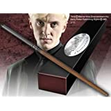 NOBLE COLLECTION Harry Potter - Draco Malfoys Zauberstab