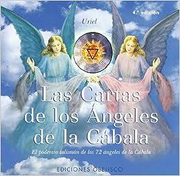 Las Cartas De Los Angeles De La Cabala / The Cards of the Kabbalah