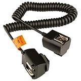 Cordón de zapata NEEWER TTL-C para flash de cámara Canon 380EX, 430EX, II, 550EX, 580EX, II, 600EX-RT, etc.