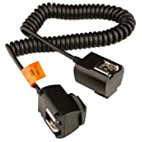 Neewer TTL-C 3M Off Camera Flash Speedlite TTL Shoe Cord for Canon Canon Speedlite 380EX, 430EX, II, 550EX, 580EX, II, 600EX-RT, etc