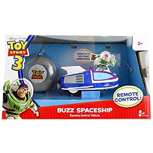 Disney Pixar Buzz Spaceship RC Vehicle