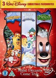 Mickey's Twice Upon A Christmas/Winnie The Pooh: Seasons Of... [DVD]