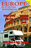 img - for Europe by Van and Motorhome book / textbook / text book