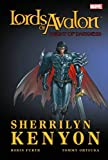 Sherrilyn Kenyon Lords Of Avalon: Knight Of Darkness HC