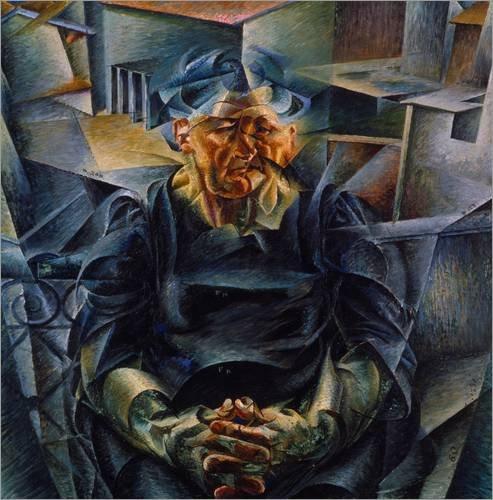 Umberto Boccioni - 1912