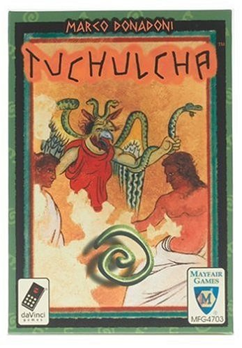 Tuchulcha by Vintage Sports Cards