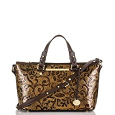 Mini Asher Tote<br>Bronze Gatsby