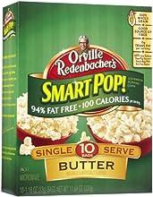 Orville Redenbacher Smart Pop Butter Popcorn Mini bags 10 ct