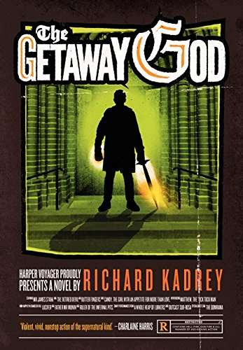 Image of The Getaway God: A Sandman Slim Novel