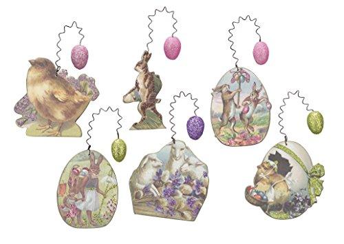Vintage Design Paper Easter