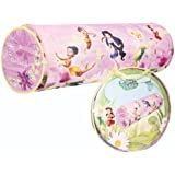 Disney Fairies Purple Pop Up Play Kids Tunnel